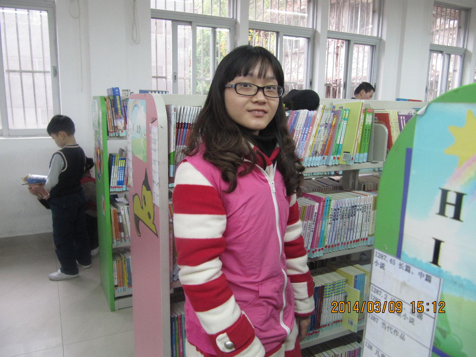 香洲义工网-3月08,09日(周末)少儿图书馆义工活动第